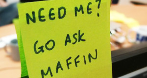 Context Switching in Programmers - Need Me Go Ask Maffin