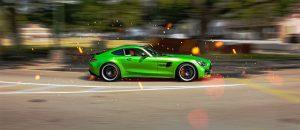 Mercedes Benz AMG GT R Jersey