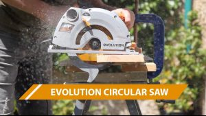 Evolution circular saw 185mm
