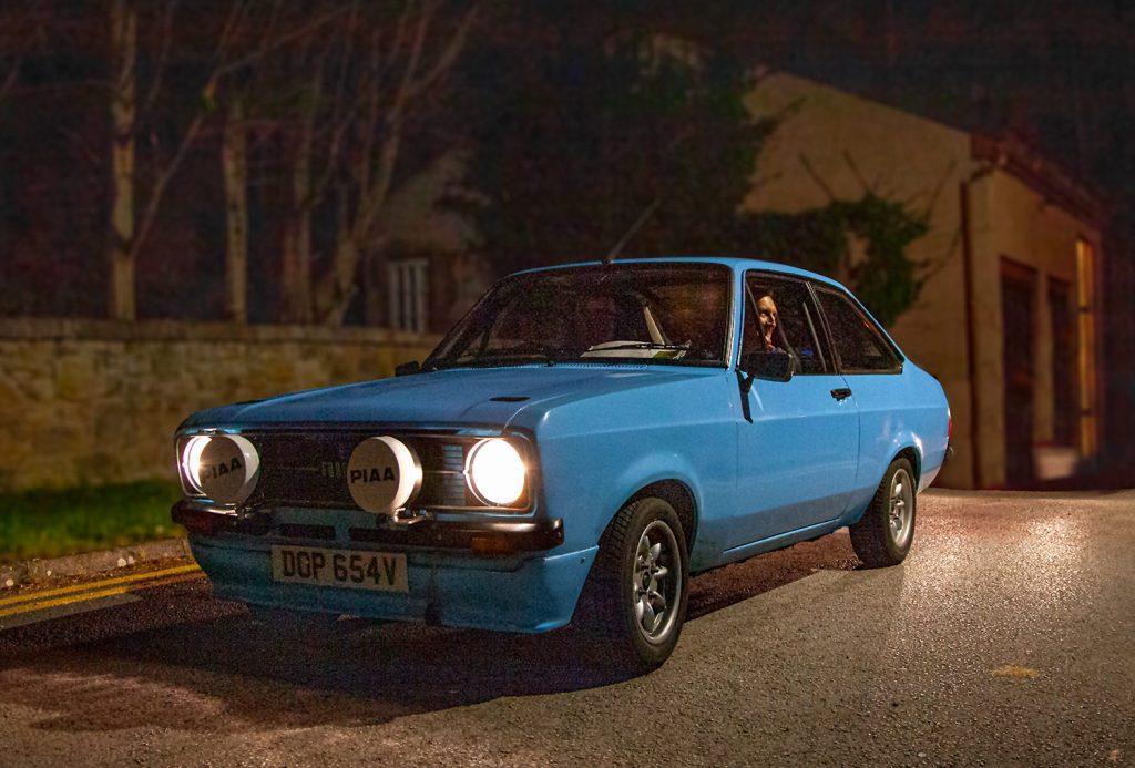Ford Escort Mk ii Rally Car