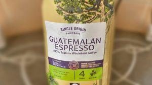 Sainsbury's Taste the Difference Guatemalan Espresso