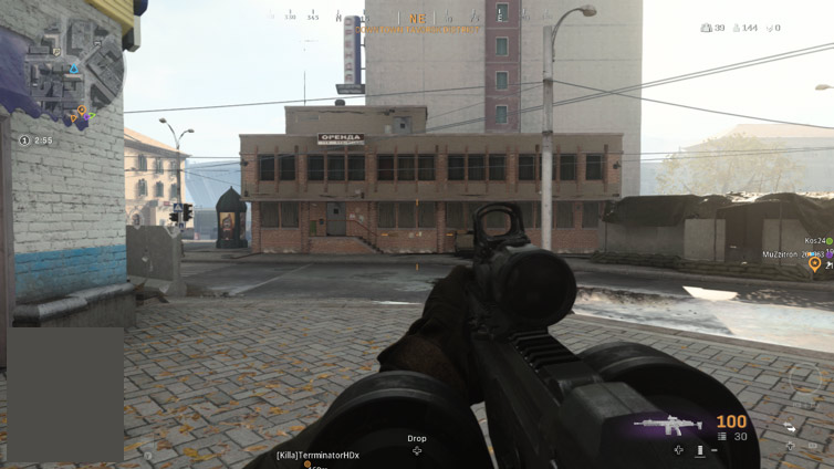 More ammo than I thought was possible - c-clip assault weapons in Modern Warfare
