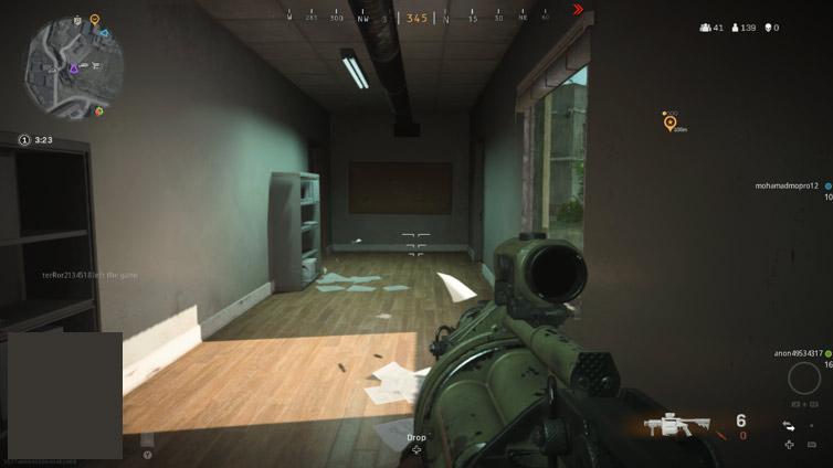 Grenade Launcher Modern Warfare