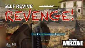 COD self revive