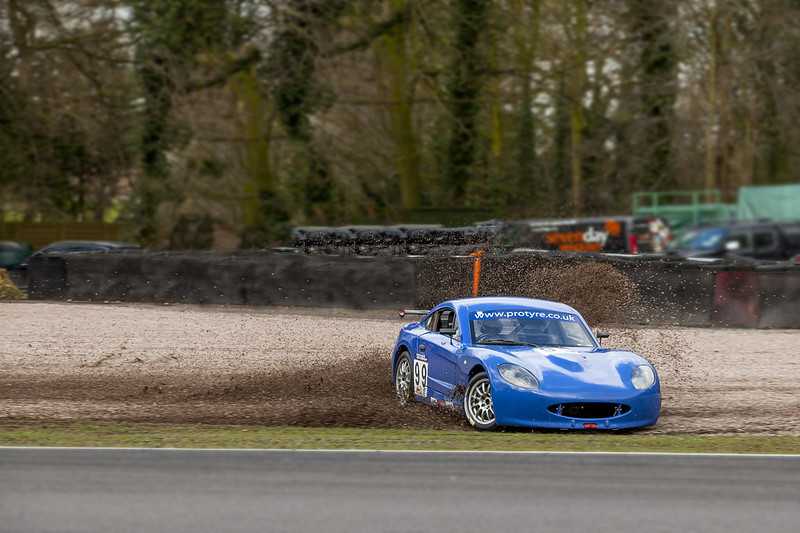 Stephen Young of Protyre Motorsport Gintetta GT 5