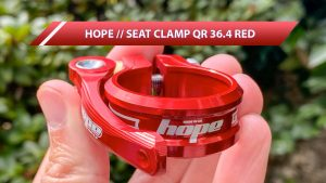 HOPE SEAT CLAMP QR 36.4 RED