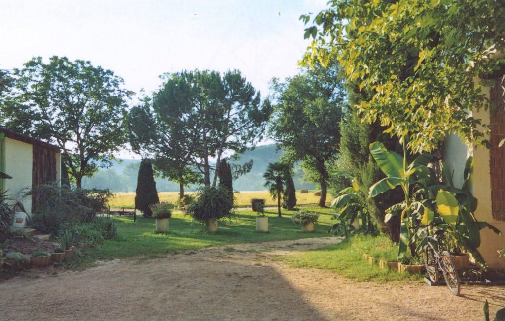 Camping Lot - Les Granges