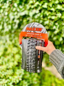 Maxxis Minion DHR II 3C EXO TR Folding Tyre