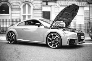 Cars and Coffee Wirral Audi TT RS