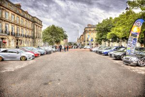 Cars and Coffee Wirral Hamilton Square